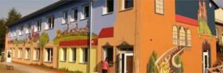 Malované fasády a historizující malby